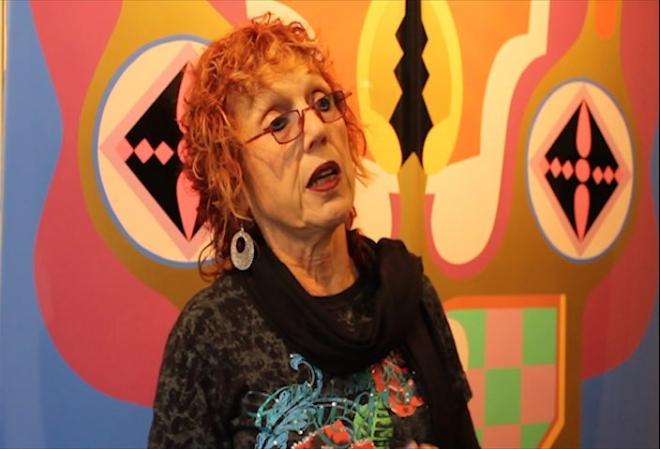 Interview with feminist artist Judy Chicago