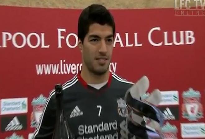 Liverpool insist Suarez is not for sale