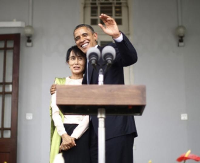 Obama speaks out against Rohingya violence in Myanmar