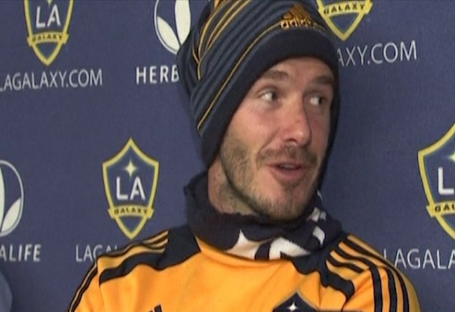 David Beckham to leave LA Galaxy