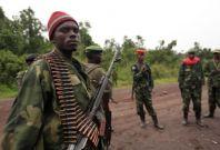 Congo Rebels enter Goma city