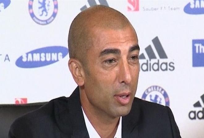 Chelsea sack Roberto Di Matteo