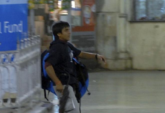 Mumbai attacker Ajmal Kasab