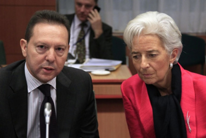 12 hour Euro group talks fail to secure Greek funding