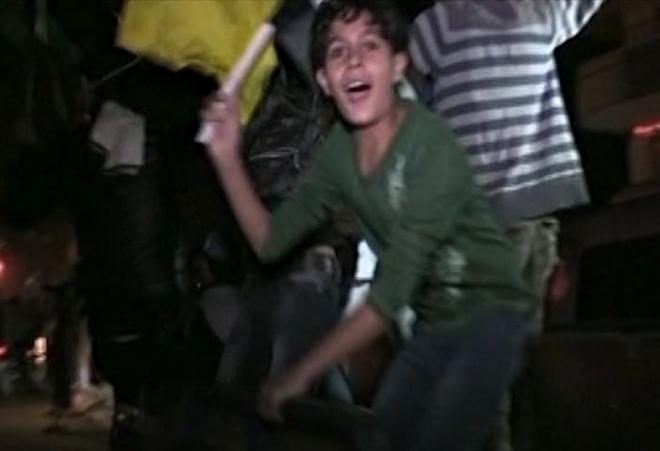 Gaza Ceasefire holding: Israel troops leave