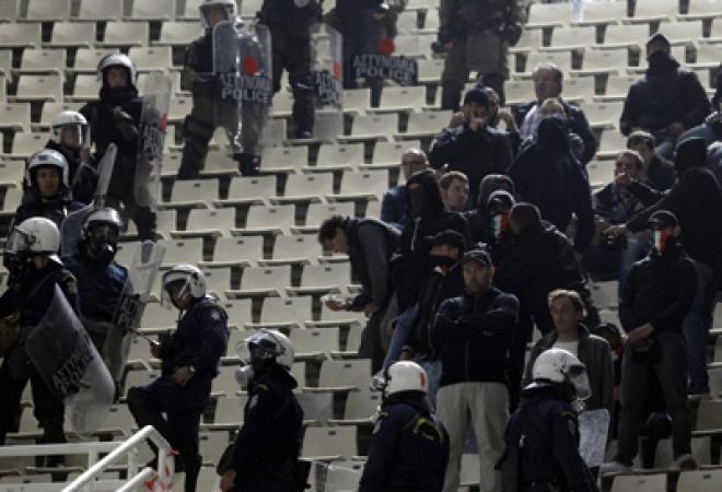 Spurs fans scared: Europa League match against Lazio