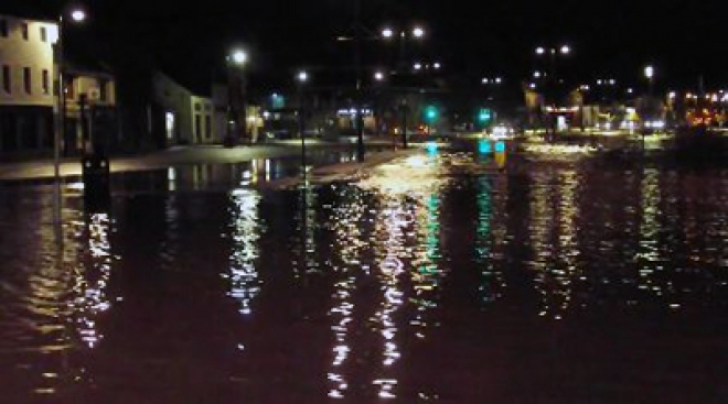 Man killed by flooding in Chew Stoke