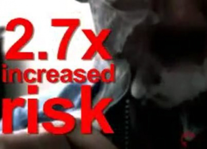 Smoking 'rots the brain' and increases risk of Dementia