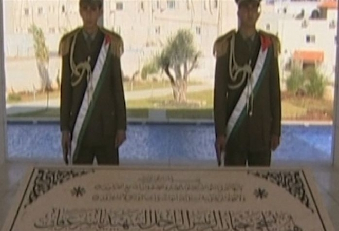 Arafat body exhumed to test for polonium poisoning