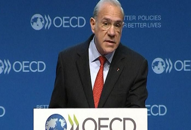OECD slashes global growth forecast