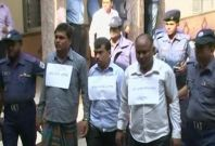 Three managers arrested over Bangladesh factory fire