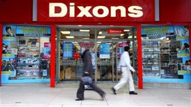 Currys/PC World owner, Dixons Retail, returns to profit