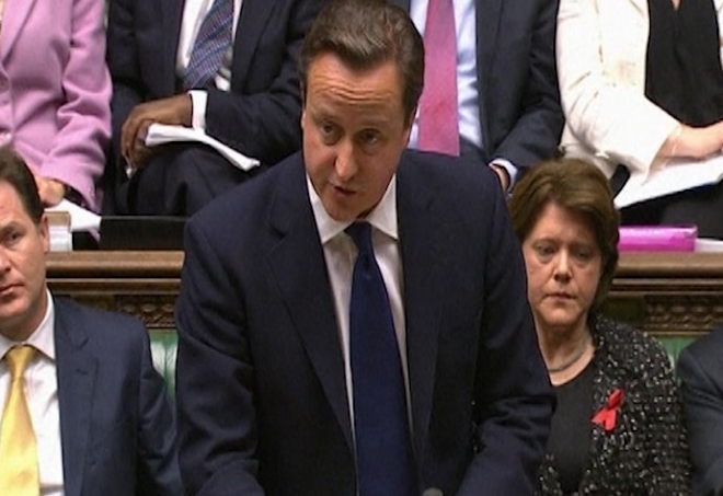 Cameron has 'concerns' over Leveson's press laws
