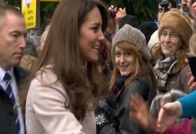 Duchess of Cambridge is pregnant