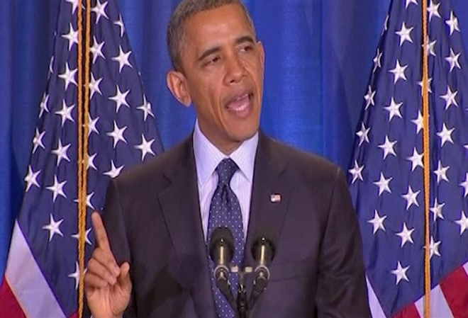 US President warns Assad not to use chemical weapons