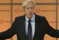 London Mayor Boris Johnson calls for EU referendum