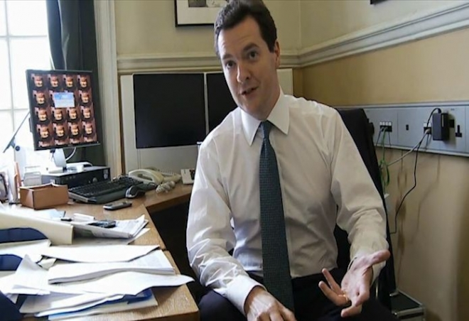 UK Chancellor: No miracle cure for the economy