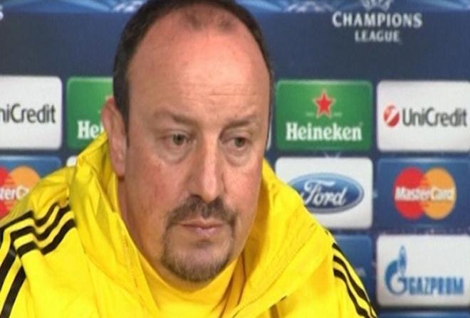 Benitez believes Chelsea can progress