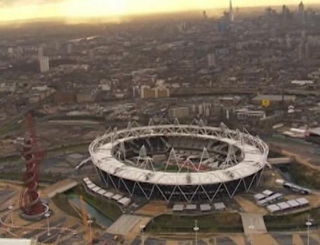 West Ham named favoured bidder for Olympic Stadium