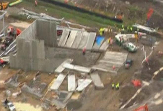 Freak Tornado kills 3 people in Auckland New Zealand
