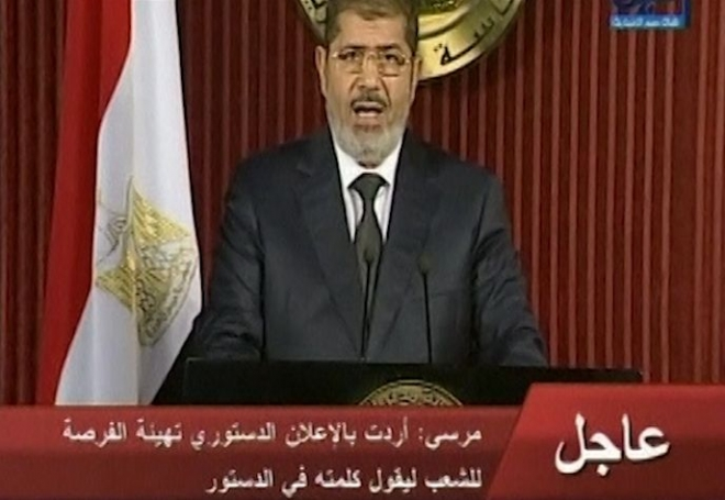 Egypt: Violent protests expected after Mursi TV Speech