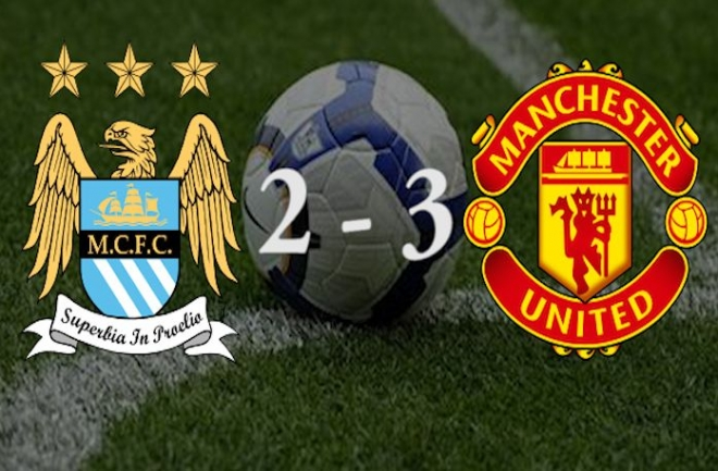 Manchester United triumph in derby thriller