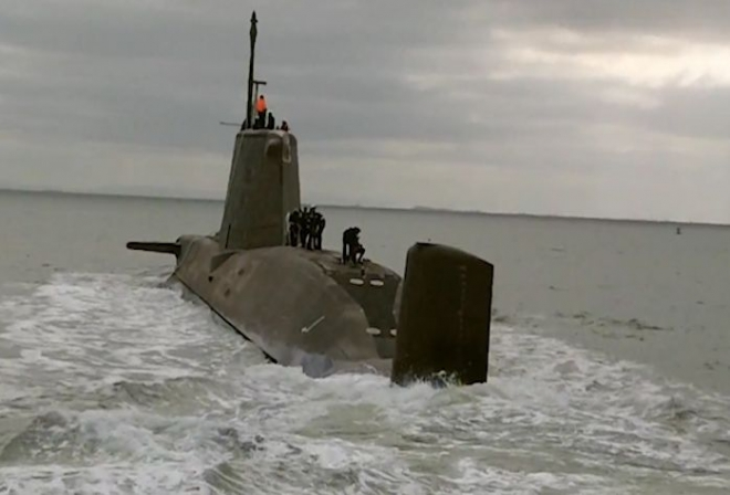 BAE Systems in £1.2bn MOD deal over new submarine