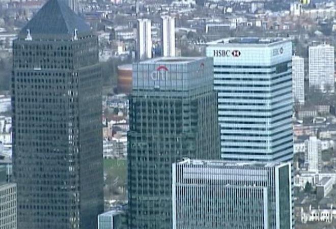 Libor fixing probe: Three men arrested in London