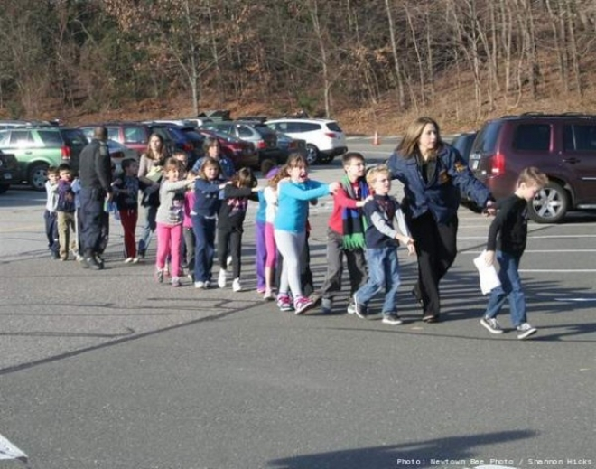 Shooting at US elementary school in Connecticut