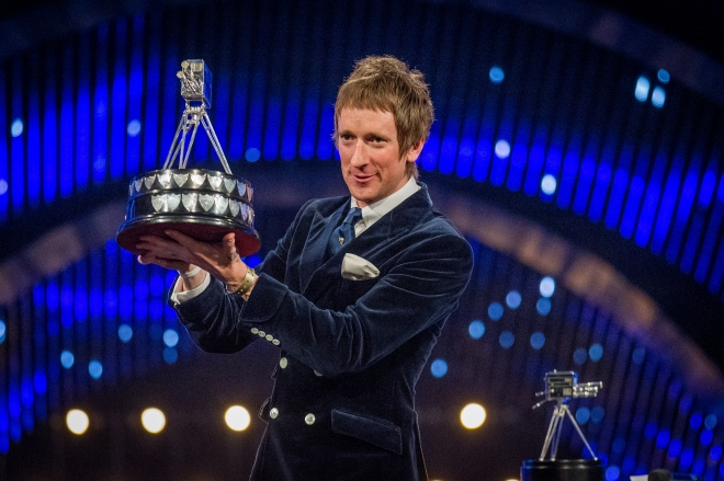 Bradley Wiggins crowned Sports Personality of the Year