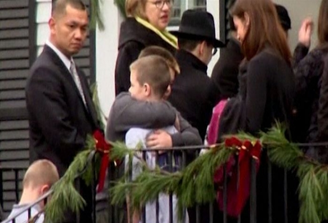 Sandy Hook Massacre: First funerals held