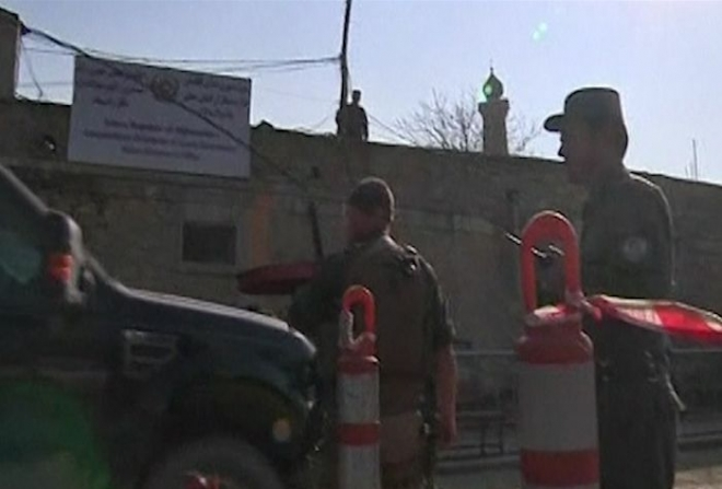 US adviser killed by Afghan woman in police uniform