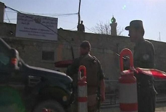 US adviser killed by Afghan woman in police uniform