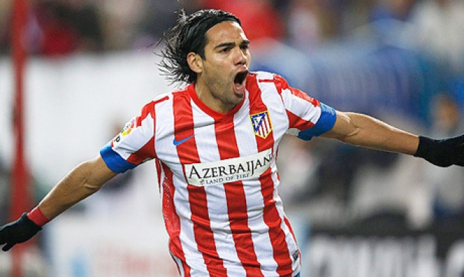 Falcao won't leave Atletico Madrid in January