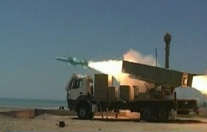 Iran warns off foreign forces 'spying' on naval drill