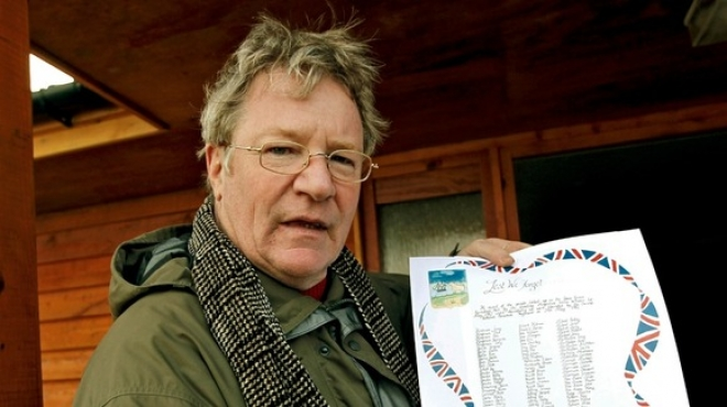 Jim Davidson arrested in Savile investigation