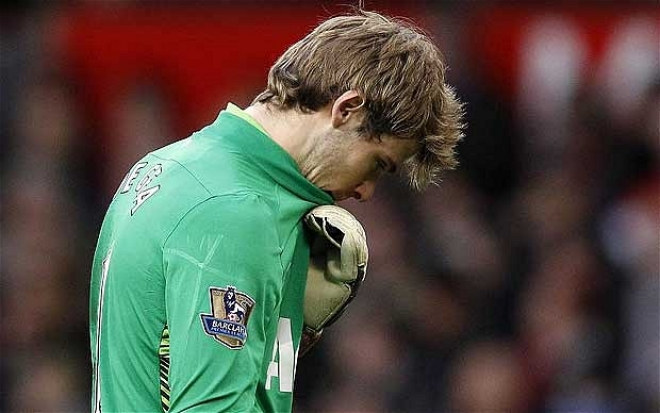 Fergie prepared to ditch de Gea for new keeper