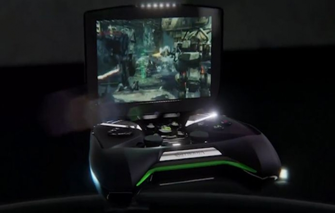 Nvidia launches Project Shield gaming console