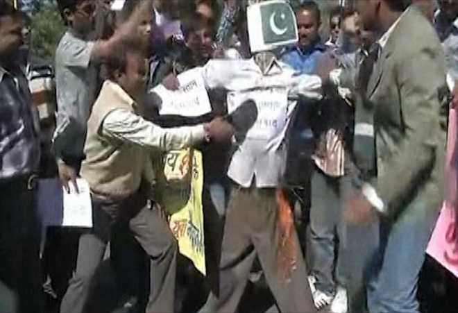 India accuses Pakistan of killing border guards
