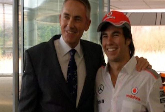 Sergio Perez seeks F1 title at Mclaren