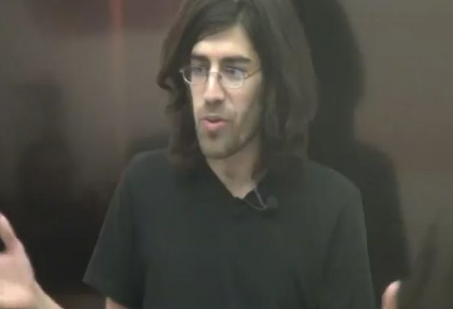 Aaron Swartz death: Anonymous defaces MIT websites