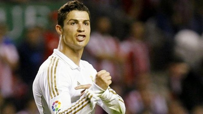 Cristiano Ronaldo wants to stay at Real Madrid