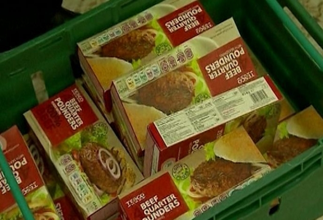 Horsemeat found in burgers at top supermarkets