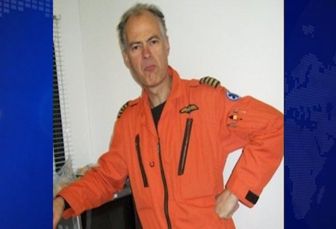 Helicopter crash pilot named as Captain Pete Barnes