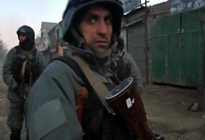 Taliban militants attack Kabul Police HQ