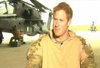 Prince Harry: We did shoot to kill Afghan rebels