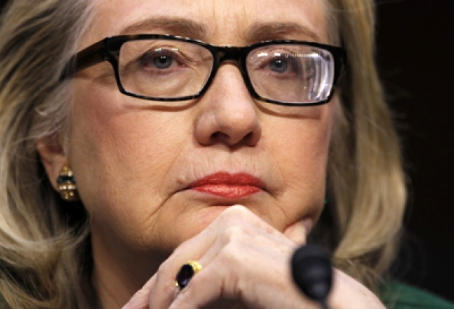 Hilary Clinton: emotional during Benghazi hearing