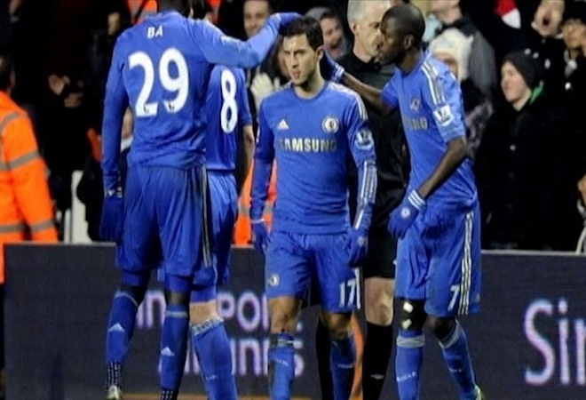 Eden Hazard sorry for ball boy blunder