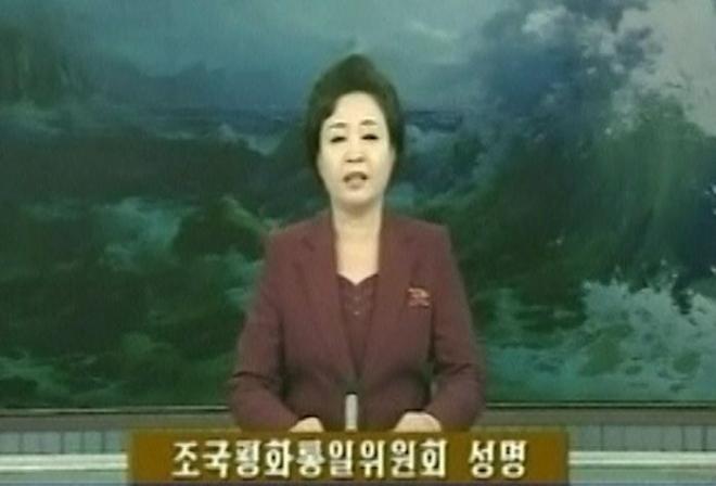 North Korea calls South Korea 'Puppet traitors'