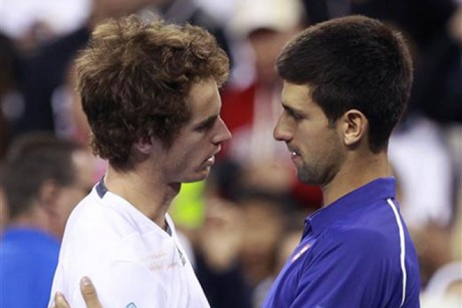 Andy Murray faces Djokovic in Australian Open final